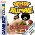 Ready 2 Rumble Boxing Game Boy Color Front Cover