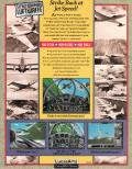 P-80 Shooting Star Tour Of Duty DOS Back Cover