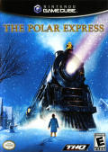 The Polar Express GameCube Front Cover