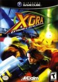 XGRA: Extreme G Racing Association GameCube Front Cover