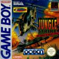Jungle Strike Game Boy Front Cover