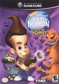 The Adventures of Jimmy Neutron: Boy Genius - Attack of the Twonkies GameCube Front Cover
