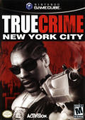 True Crime: New York City GameCube Front Cover