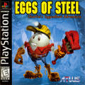 Eggs of Steel PlayStation Front Cover