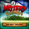 Mystery Solitaire: Secret Island Windows Front Cover