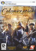 Sid Meier's Civilization IV: Colonization Windows Front Cover