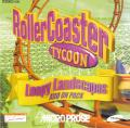 RollerCoaster Tycoon: Loopy Landscapes Windows Other Jewel Case - Front