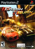 Crash 'N' Burn PlayStation 2 Front Cover