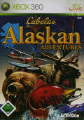 Cabela's Alaskan Adventures Xbox 360 Front Cover
