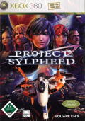 Project Sylpheed: Arc of Deception Xbox 360 Front Cover