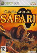 Cabela's African Safari Xbox 360 Front Cover