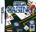 Sega Casino Nintendo DS Front Cover