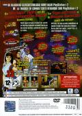 Art of Fighting Anthology PlayStation 2 Back Cover