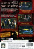 Buffy the Vampire Slayer: Chaos Bleeds PlayStation 2 Back Cover