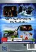 Harry Potter and the Prisoner of Azkaban PlayStation 2 Back Cover