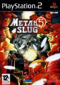 Metal Slug 5 PlayStation 2 Front Cover