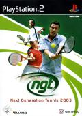 Roland Garros French Open 2003 PlayStation 2 Front Cover