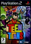 Teen Titans PlayStation 2 Front Cover