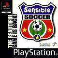 Sensible Soccer '98: European Club Edition PlayStation Front Cover