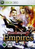 Dynasty Warriors 5: Empires Xbox 360 Front Cover