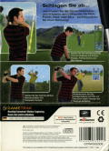 Real World Golf PlayStation 2 Back Cover