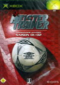 Championship Manager: Season 01/02 Xbox Front Cover