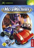 Micro Machines Xbox Front Cover