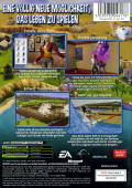 The Sims 2 Xbox Back Cover