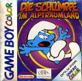 The Smurfs' Nightmare Game Boy Color Front Cover
