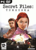 Secret Files: Tunguska Windows Front Cover