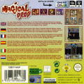 Magical Drop III Game Boy Color Back Cover