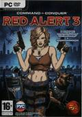 Command & Conquer: Red Alert 3 Windows Front Cover Reverse