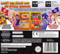Mario & Sonic at the Olympic Games Nintendo DS Back Cover