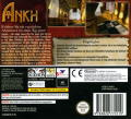 Ankh Nintendo DS Back Cover