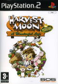 Harvest Moon: A Wonderful Life (Special Edition) PlayStation 2 Front Cover