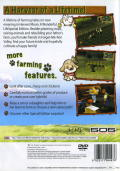 Harvest Moon: A Wonderful Life (Special Edition) PlayStation 2 Back Cover