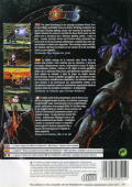 Bloody Roar 3 PlayStation 2 Back Cover
