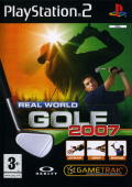 Real World Golf 2007 PlayStation 2 Front Cover
