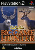 Cabela's Big Game Hunter PlayStation 2 Front Cover