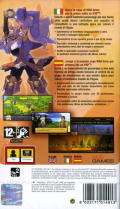 Wild Arms XF PSP Back Cover