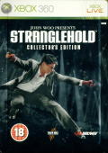 John Woo presents Stranglehold (Collector's Edition) Xbox 360 Front Cover