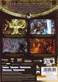 Tomb Raider: Underworld Windows Back Cover