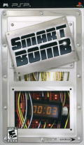 Smart Bomb PSP Front Cover