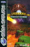 Valora Valley Golf SEGA Saturn Front Cover