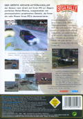 Sega Rally 2 Championship Windows Back Cover