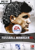 FIFA Manager 08 Windows Front Cover