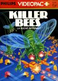 Killer Bees! Videopac+ G7400 Front Cover