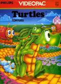 Turtles Odyssey 2 Front Cover