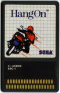 Hang-On SEGA Master System Media