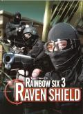 Tom Clancy's Rainbow Six 3: Raven Shield Windows Other Outside - Left Flap